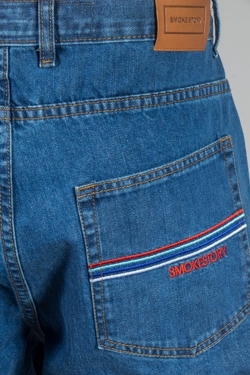 SSG JEANS BAGGY LINES LIGHT