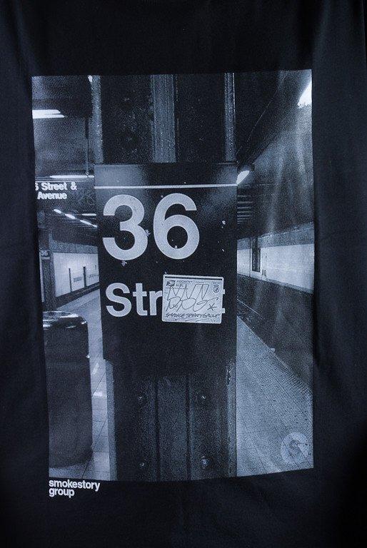SSG KOSZULKA 36 STREET BLACK