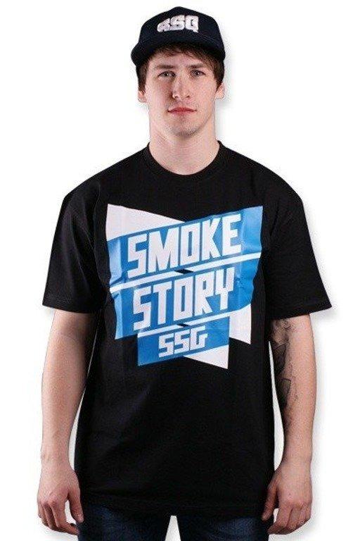 SSG KOSZULKA SMOKE 2013 BLACK