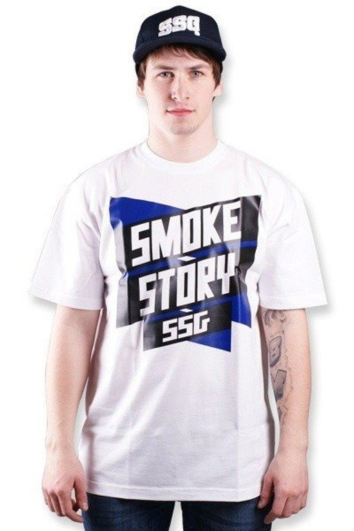 SSG KOSZULKA SMOKE 2013 WHITE