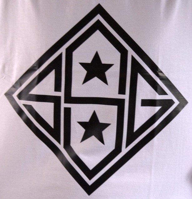 SSG KOSZULKA STAR WHITE