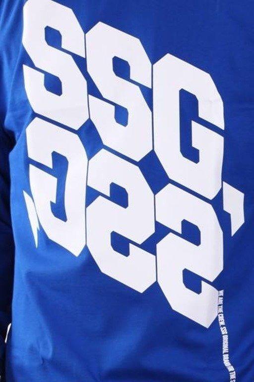 SSG LONGSLEEVE MIRROR BLUE