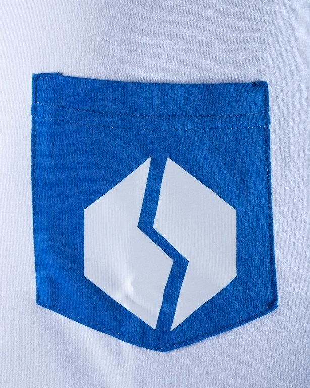 SSG LONGSLEEVE POCKET WHITE-BLUE