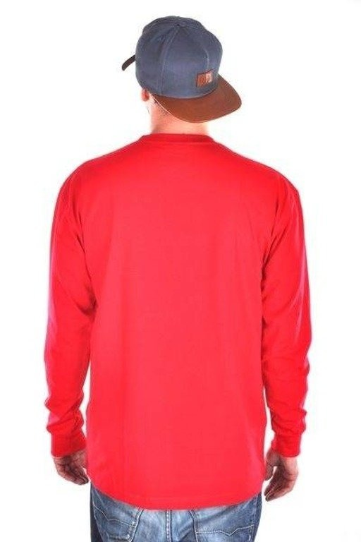 SSG LONGSLEEVE SMOKESTORY RED