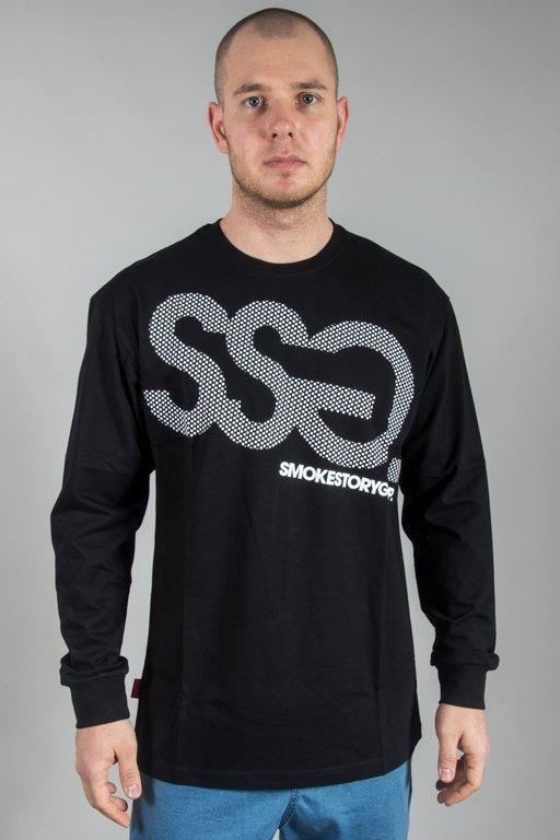 SSG LONGSLEEVE SSG DOTS BLACK