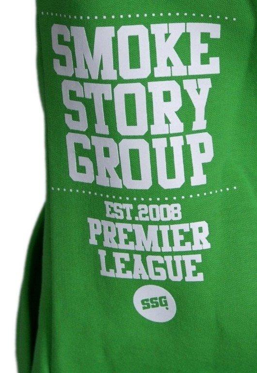 SSG SMOKE STORY GROUP BLUZA ARMY GREEN