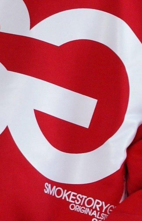 SSG SMOKE STORY GROUP BLUZA BIG RED