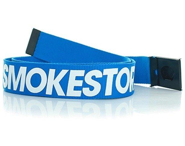 SSG SMOKE STORY GROUP PASEK BLUE-BLACK