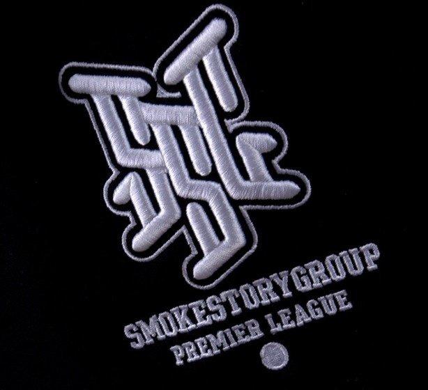 SSG SMOKE STORY GROUP SPODNIE DRESOWE BASEBALL BLACK