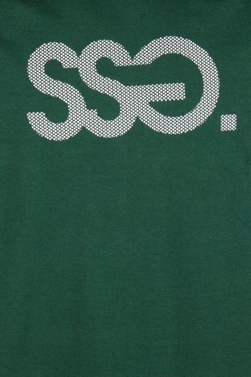SSG Smoke Story Group Koszulka T-shirt SSG Sleeve Green