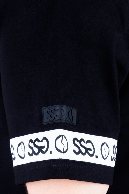 SSG T-SHIRT BOX SSG CREW BLACK