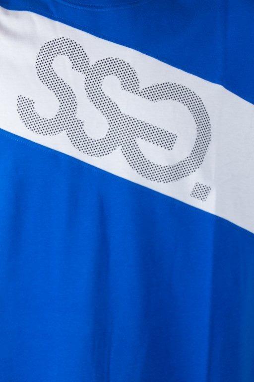 SSG T-SHIRT CROSS BELT BLUE