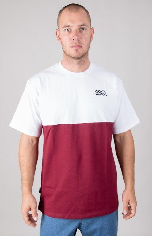 SSG T-SHIRT HALF WHITE-BRICK