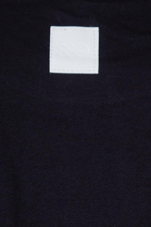SSG T-SHIRT OUTLINE COLORS BLACK