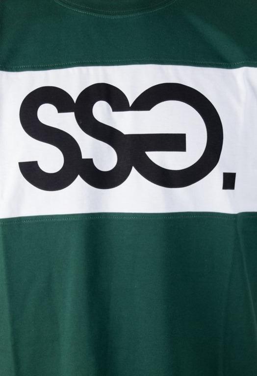 SSG T-SHIRT SSG BELT GREEN