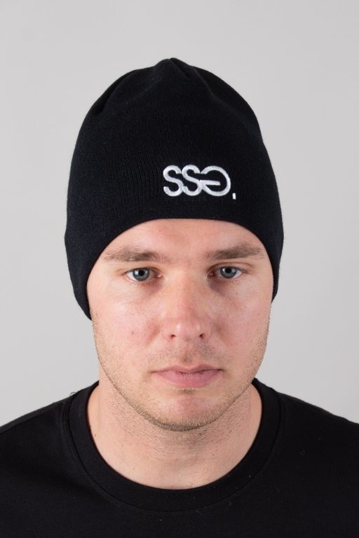 SSG WINTER CAP CLASSIC BLACK