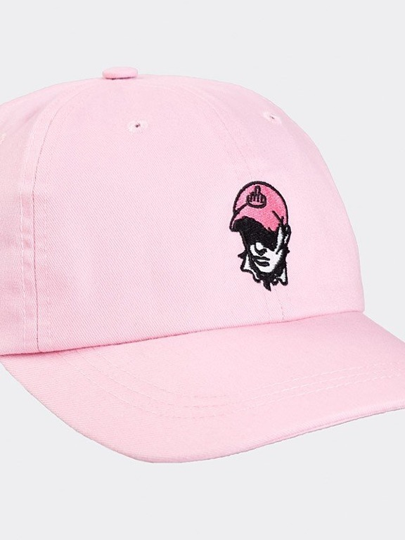 STOPROCENT CAP BASEBALL DADDYS HAT HOOLS PINK
