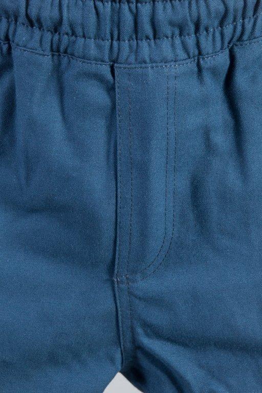 STOPROCENT SPODNIE CHINO JOGGER BLUE