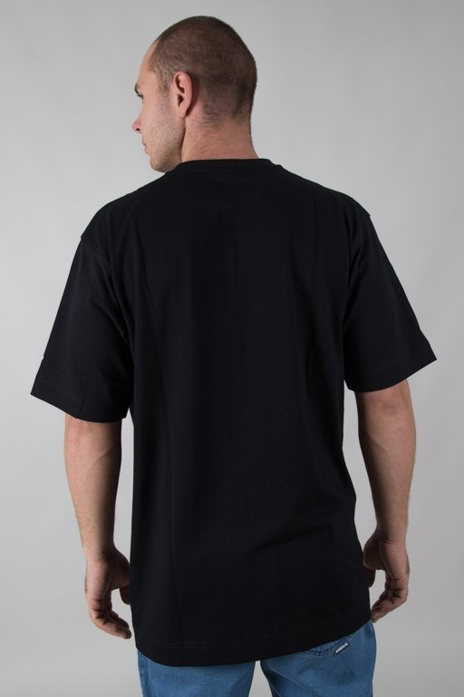 STOPROCENT T-SHIRT DESTROYTAG BLACK