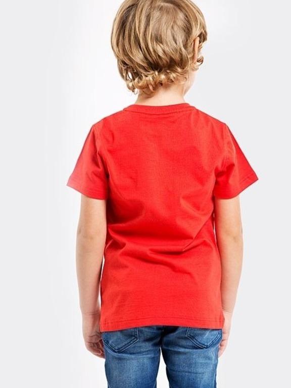 STOPROCENT T-SHIRT KIDS NIE GADAM RED