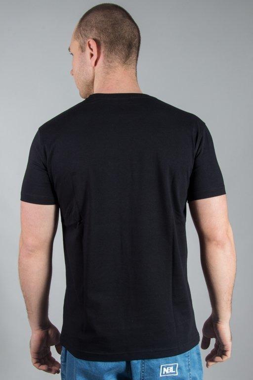 STOPROCENT T-SHIRT SLIMTAG BLACK