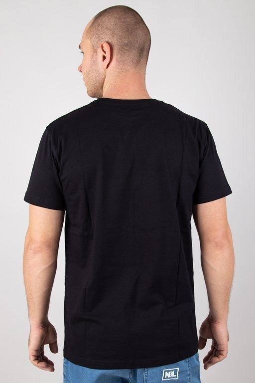 STOPROCENT T-SHIRT TAG18 BLACK UV