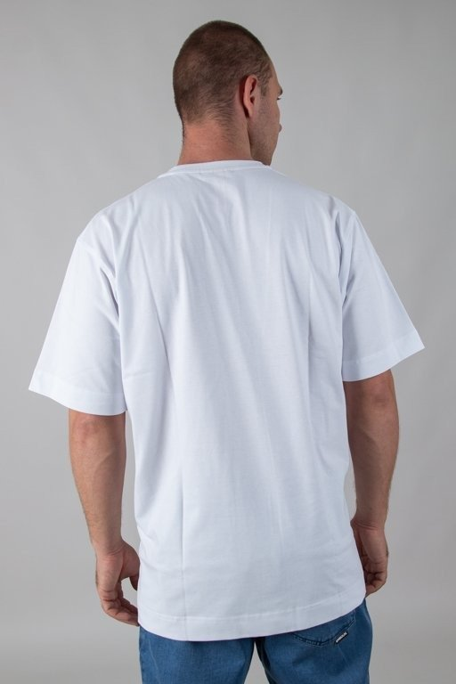 STOPROCENT T-SHIRT VINCI WHITE