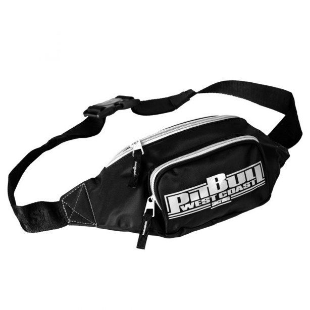 Saszetka Pitbull Boxing Black-White