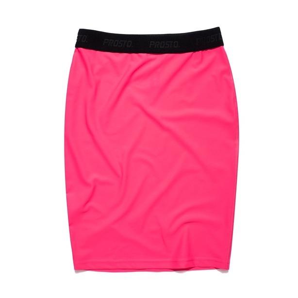 Spódniczka Prosto Woman Fluo Neon Pink