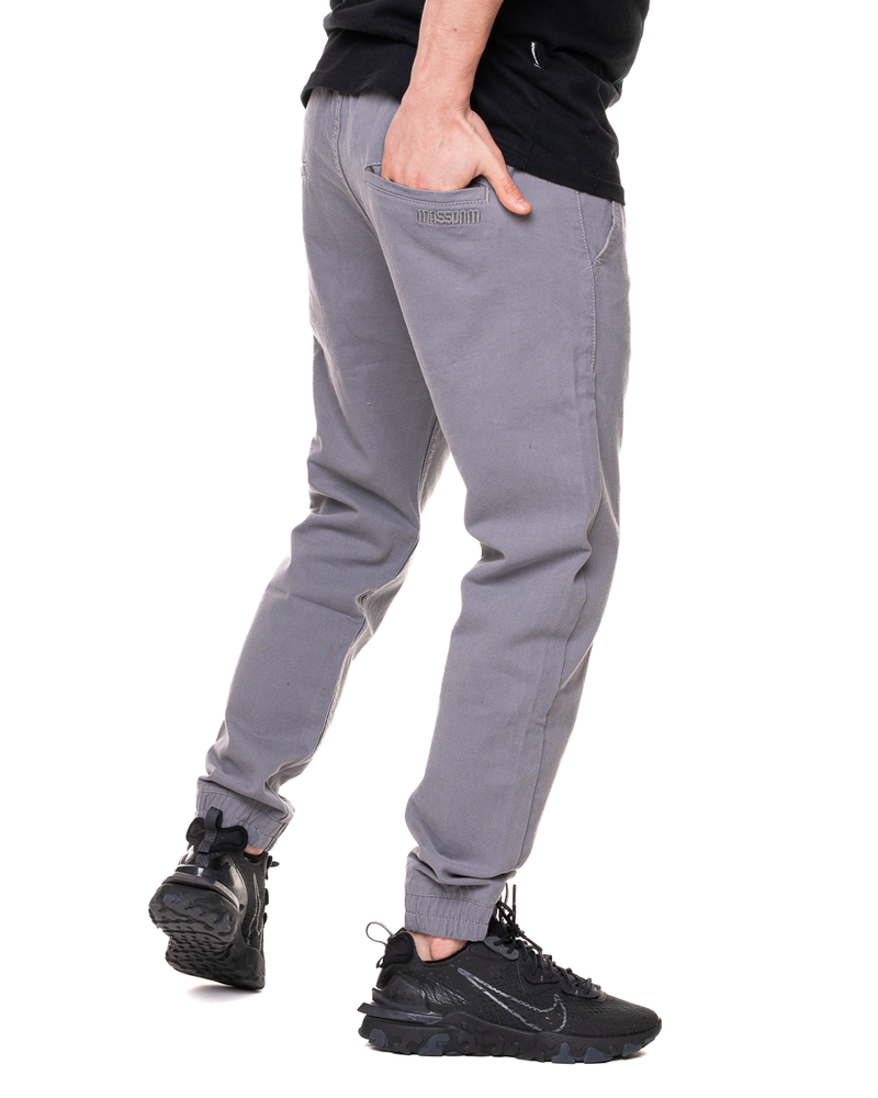 Spodnie Chino Jogger Mass Classics Grey