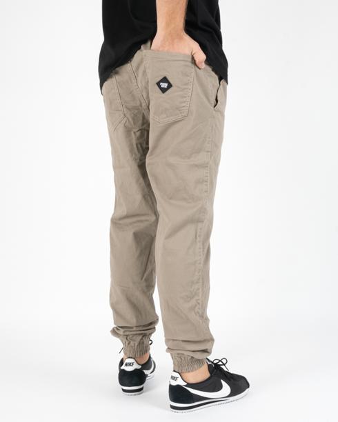 Spodnie Chino Jogger Patriotic Cls T&L Beige