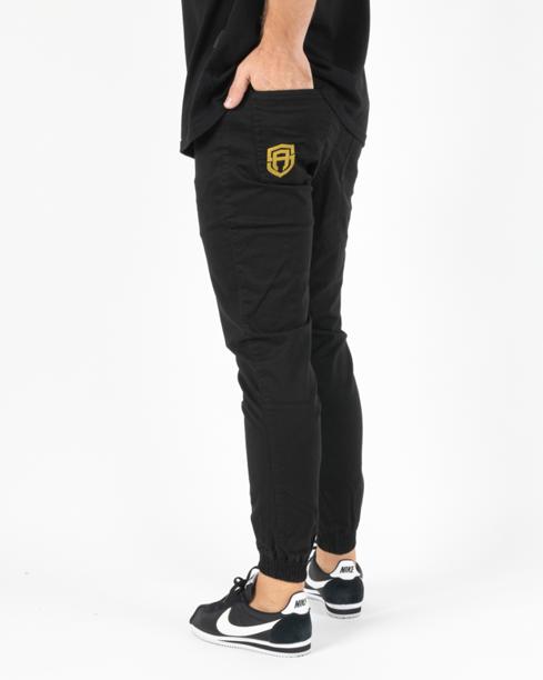 Spodnie Chino Jogger Street Autonomy Popular Black