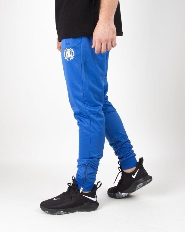 Spodnie Diil Dresowe Sport Man Blue
