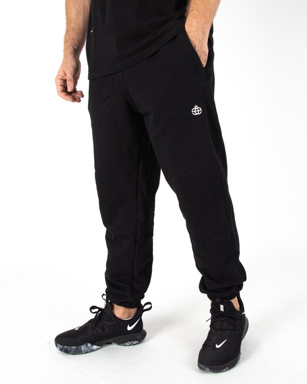 Spodnie Dresowe Elade Icon Black