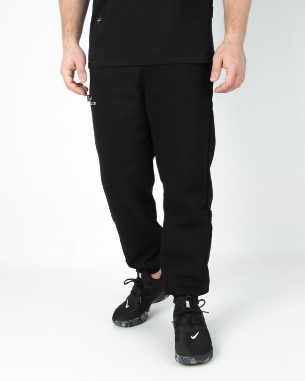 Spodnie Dresowe Moro Paris Black