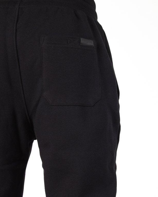 Spodnie Dresowe Patriotic Tag Box Black