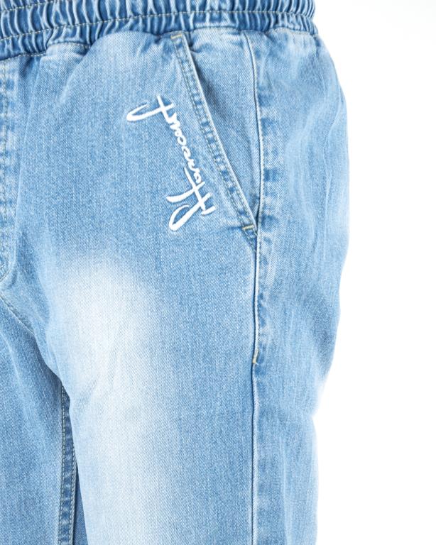 Spodnie Jeans Jogger Stoprocent Classic Blue