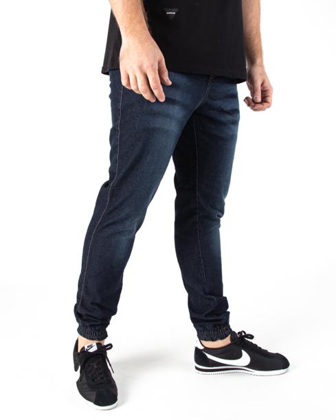 Spodnie Jogger Moro Mini Paris Pocket Mustache Wash Jeans