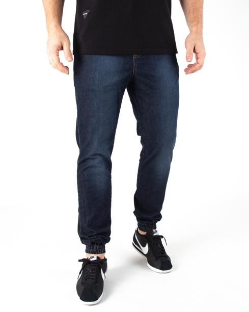 Spodnie Jogger Moro Mini Paris Pocket Stone Wash Jeans