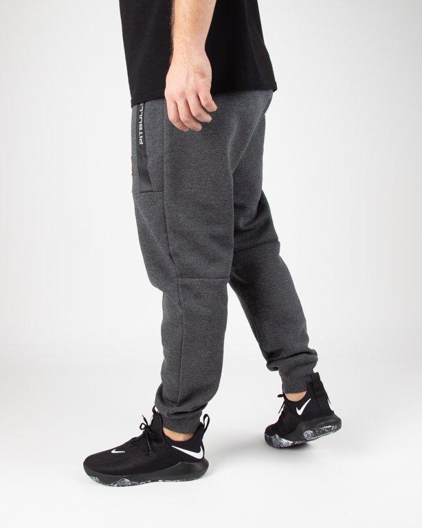 Spodnie Pitbull Dresowe Moss Graphite
