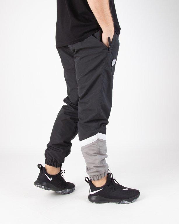 Spodnie Prosto Dresowe Nostress Black