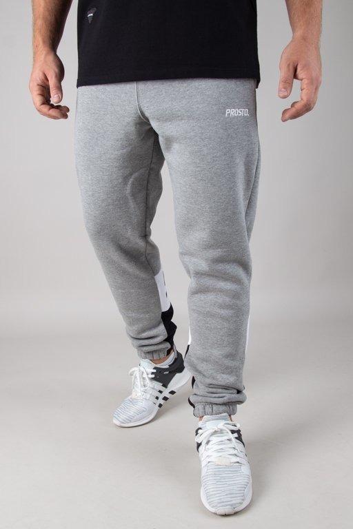 Spodnie Prosto Dresowe Sello Grey
