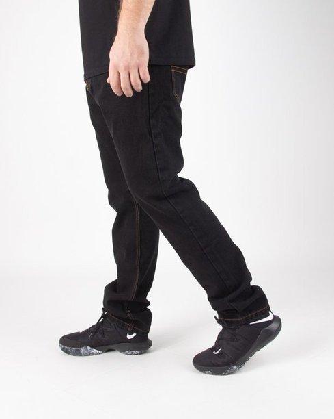 Spodnie Prosto Jeansy Rupe Black