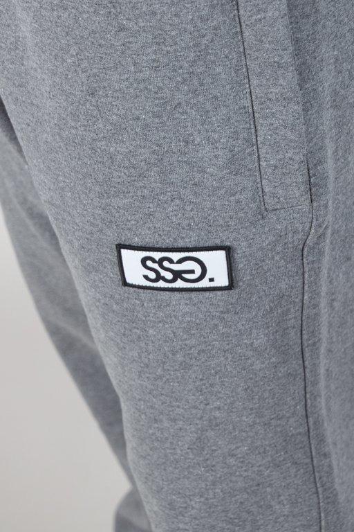 Spodnie SSG Dresowe Jogger One Side Big Grey