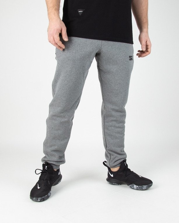 Spodnie SSG Dresowe Slim Classic SSG Grey