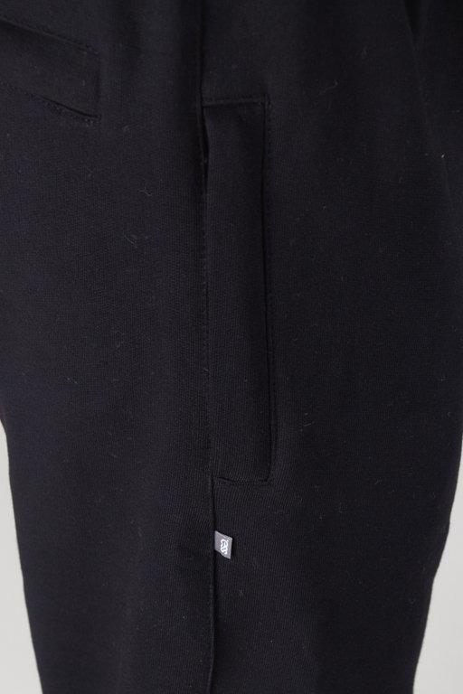 Spodnie SSG Dresowe Slim One Side Small Big Black