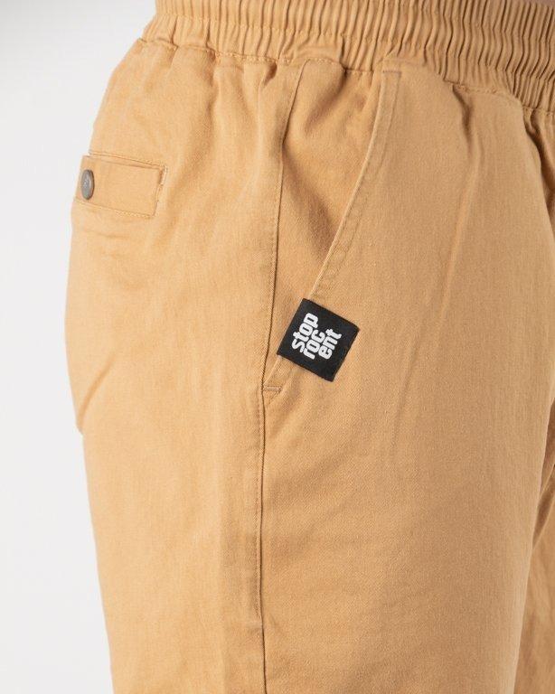 Spodnie Stoprocent Chino Jogger Classic Honey