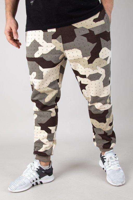 Spodnie Stoprocent Dresowe Dash Camo