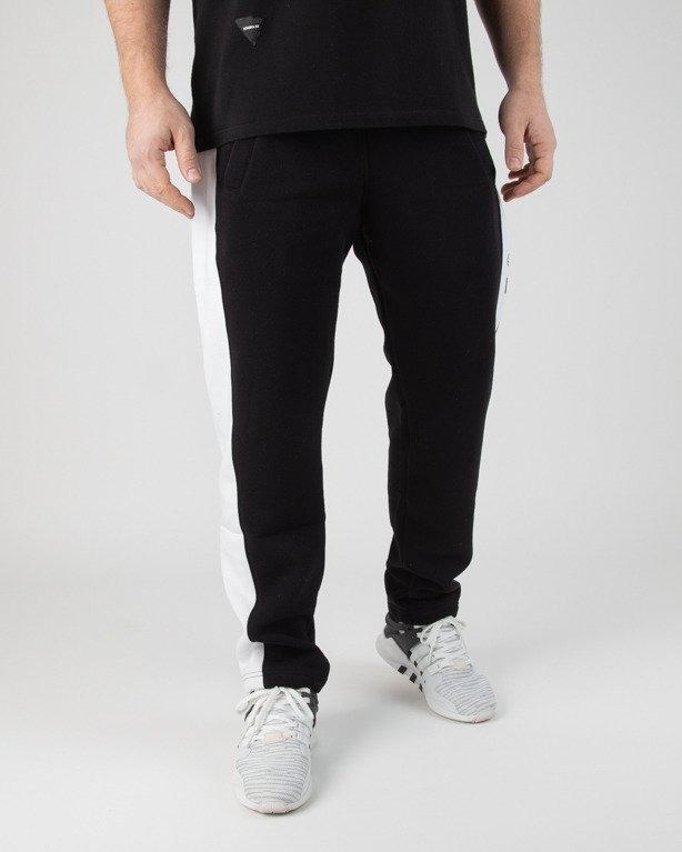 Spodnie Stoprocent Dresowe Daytona Black
