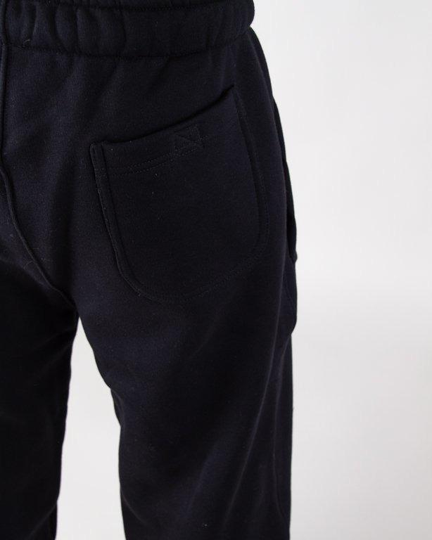 Spodnie Stoprocent Dresowe Slicetag Black